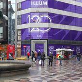 Illum, Copenhagen — Stock Photo