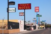 Motels in United States — Stock Photo
