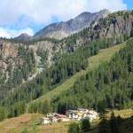 Switzerland - Val Mustair — Stock Photo #45521607