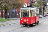 Tram Bytom — Foto Stock