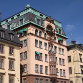 Sverige - stockholm — Stockfoto