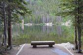 Bear Lake, Rocky Mountains — Stock Photo
