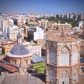 İspanya, valencia — Stok fotoğraf