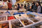 Fischmarkt in tokio — Stockfoto