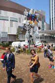 Tokyo robot — Stock Photo