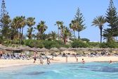 Nissi Beach, Cyprus — Stock Photo