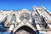New York City Cathedral — Stock Photo