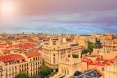 Madrid — 图库照片