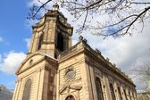 Birmingham Cathedral — 图库照片