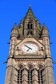 Manchester City Hall — 图库照片