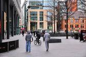Manchester, UK — Stock Photo