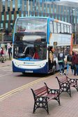 Manchester Stagecoach bus — Stock Photo