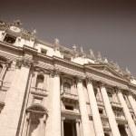 St Peters Basilica — Stock Photo #48687171