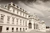 Vienna in sepia — Stok fotoğraf