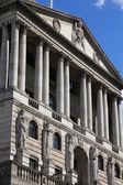 Bank of England — Stockfoto