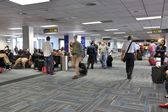 Washington DC airport — Foto de Stock