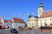 Sibiu, Romania — Stock Photo