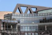 North Rhine-Westphalia parliament — Stock Photo