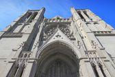旧金山---格雷斯大教堂 — 图库照片