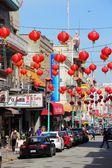 San Francisco Chinatown — Stock Photo