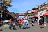 Fisherman's Wharf — Stock Photo