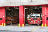 Departamento de bomberos de nueva york — Foto de Stock