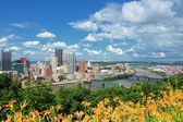 Pittsburgh — Stock Photo