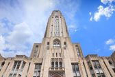 University of Pittsburgh — Stock Photo