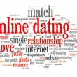 Online dating — Stock Photo #49925849