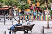 Lavapies, Madrid — Stock Photo