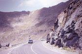 Transfagarasan Road — Stock Photo