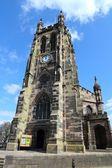 церковь в стокпорт, великобритания — Стоковое фото
