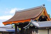 императорский дворец киото — Стоковое фото