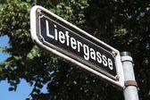 Street in Dusseldorf — Stock Photo