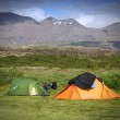 Camping in Iceland — Stock Photo #50710057