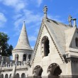 Budapest Fishermans Bastion — Stock Photo #51211639