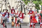 Bulgarian culture in Hungary — Stock Photo