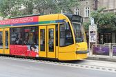 Budapest tram — Stock Photo