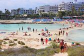 Cyprus Beach — Stock Photo