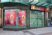 Alior bank en pologne — Photo