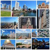 Boston, United States — Stock Photo