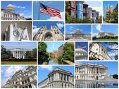 Washington DC — Stock Photo