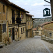 Village Castilla, Spain — Stock Photo