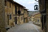 Villaggio castilla, spagna — Foto Stock