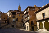 Old town in Spain — Stock Photo