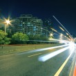 Highway at Night — Stock Photo #27604225
