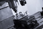 Drill Press — Stockfoto