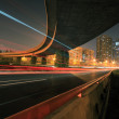 Highway bridge at Night — Stock Photo #46077521
