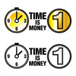 Time is money — Stock Vector #15309141