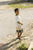Young Mayan boy — Stock Photo